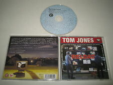 TOM JONES/RECHARGER(V2/VVR1009302)CD ALBUM