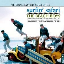 BEACH BOYS ORIGINAL MASTERS COLLECTION  BRAND NEW SEALED CD  SURFIN SAFARI