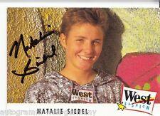 Natalie Siebel TOP AK  Original Signiert Windsurfen +A43599