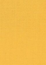 Fat Quarter 16 Count (Ct) Sunburst Gold Aida Cross Stich Fabric  50cm x 55cm