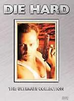Die Hard Collection (DVD, 2001, 6-Disc Set, Ultimate Collection)  BRUCE WILLIS