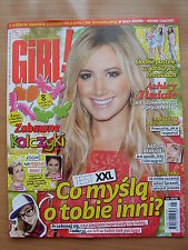Bravo Girl 5/2013 ASHLEY TISDALE,Rihanna,Josh Hutherson,Max Irons,Miley Cyrus