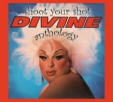 Shoot Your Shot: The Divine Anthology - Divine (2016, CD NIEUW)2 DISC SET