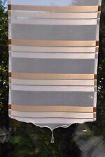 Scheibengardine mit Quaste -045 Gardinen Gardine Schals Vorhang