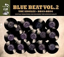 Blue Beat Singles V.2 Various Artists 5036408169426