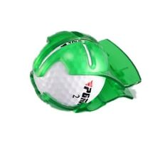 Green Golf Ball Line Clip Liner Marker Template Drawing Alignment Marks Tool