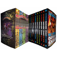 Saga Of Darren Shan Series 22 Books Collection Set Vampire's Assistant Lord Loss