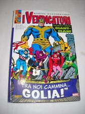 ABSOLUTE MARVEL MASTERWORKS I VENDICATORI AVENGERS n. # 3 CARTONATO PANINI !!