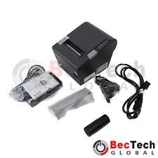 *NEW* Epson TM-T88V USB Ethernet LAN Thermal Receipt Printer P/N: C31CA85656