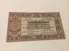 Nederland Zilverbon 1 Gulden 1938, GE 491635