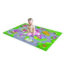 Disney's Minnie Mouse Mega Mat with Vehicle Toy