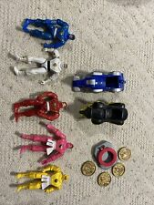 power rangers action figures lot