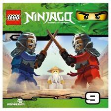 LEGO NINJAGO 2.STAFFEL (CD9)  CD HÖRSPIEL KINDER  NEU