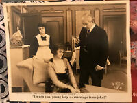 Gloria's Romance 1916 Kleine silent lobby card Billie Burke William T. Carleton