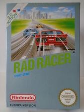 Nes juego-RAD racer + 3d gafas (con embalaje original) (PAL) 10636671