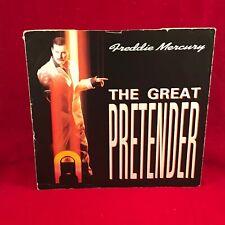 "FREDDIE MERCURY The Great Pretender 1987 UK 7"" vinyl Single EXCELLENT CONDIT  Q"