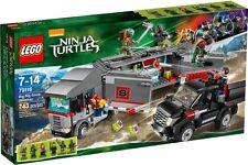 LEGO NINJA TURTLES 79116 Big Rig Snow Getaway Sale !