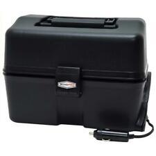 RoadPro 12-Volt Portable Stove-Black (RPSC197)