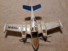 Vintage Gabriel Industries Airplane 1977 Model / Metal Made In Lancaster, Pa