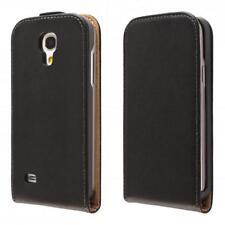 Handy tasche Samsung Galaxy S4 mini i9195 i9190 schwarz Schutz Hülle flip case