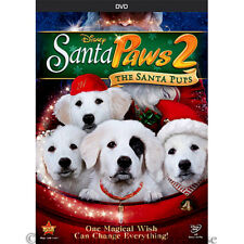Santa Paws 2: The Santa Pups (DVD, 2012)