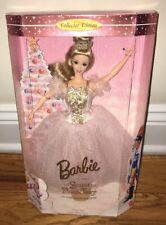 NIB Barbie Doll as Sugar Plum Fairy in the Nutcracker Ballet Series 1996