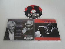 ELVIS COSTELLO WITH BURT BACHARACH/PAINTED FROM MEMORY(MERCURY 5380022)CD ALBUM