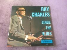 Vinyle 45 tours Ray Charles Sings the blues  (b2)