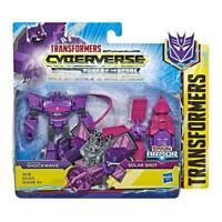Transformers Cyberverse Power of the Spark - Decepticon Shockwave - Spark Armor