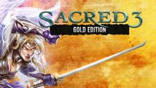 Sacred 3 Gold Edition Steam Game PC Cheap