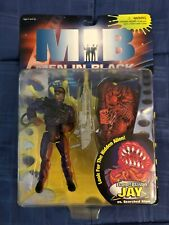 New 1997 Men In Black Flame-Blastin' Jay Action Figure by Galoob