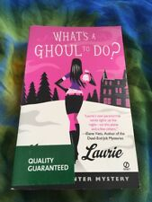 Ghost Hunter Mystery: What's a Ghoul to Do? by Victoria Laurie (2007, Paperback)
