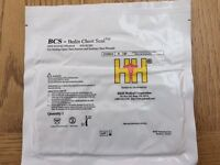 BOLIN CHEST SEAL- LATEST HEAVY DUTY PACKAGING GENUINE USSF ISSUE 2021 EXPIRY