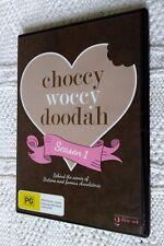 Choccywoccydoodah : Season 1 (DVD, 2-Disc Set) R-4, LIKE NEW, FREE POST AUS-WIDE
