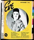 Photo:Photo of Magazine cover,Eve,Jewish American women,November 1936 4787