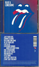 CD - THE ROLLING STONES : BLUE & LONESOME / COMME NEUF - LIKE NEW