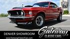 1969 Ford Mustang Mach 1 Red 1969 Ford Mustang  351W Automatic Available Now!