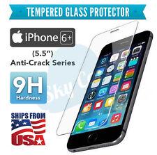 Apple iPhone 6+ Plus Premium Tempered Glass Screen Protector 5.5 Inch Retail Pkg