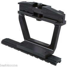 AK 74U Tactical Quick Release Precision Machining Aluminum Scope Side Rail Mount