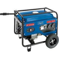 Scheppach SG3100 4-Takt Benzin Stromerzeuger max. 2700 W mit Fahrvorrichtung
