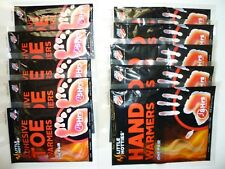 LITTLE HOTTIES HAND WARMERS AND/OR TOE WARMERS (BULK) YOUR CHOICE OF QUANTITIES