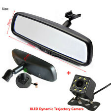 4.3Inch Auto Dimming Rear View Mirror Monitor+Dynamic Reversing BackUp HD Camera