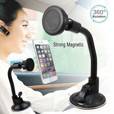 Universal Magnetic Car Windshield Dashboard Mount Holder For Mobile Phone GPS