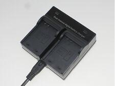 WallDual Battery Charger for Olympus BLN-1 BLN1 OMD EM5 E-M5 II EM1 PEN E-P5 EP5