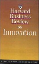 Harvard Business Review on Innovation, , Good Condition, Book