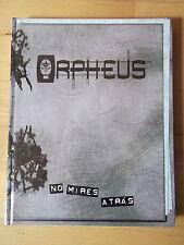 Libro de Rol,Orpheus,No Mires Atras,La Factoria
