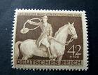 "GERMANIA ,GERMANY1943 D.REICH "" 10° Nastro Bruno"" 1V.Cpl SET MNH**"