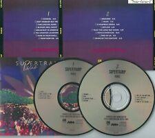 SUPERTRAMP-PARIS-1980-USA-A & M RECORDS CD 6702-2CDS SET-MINT-