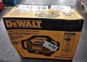 DEWALT DCR025 Li-Ion Jobsite Bluetooth Radio Charger