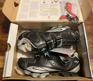 New SPECIALIZED Women's Motodiva MTB Shoes SIze 37Euro; 6 US